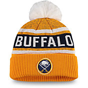 NHL Women's Buffalo Sabres Pom Knit Beanie