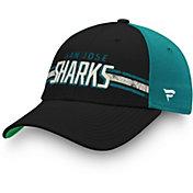 NHL Men's San Jose Sharks Classic Structured Snapback Adjustable Hat