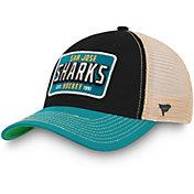 NHL Men's San Jose Sharks Classic Snapback Adjustable Hat