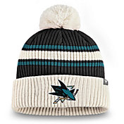 NHL Men's San Jose Sharks Classic Cuff Knit Beanie