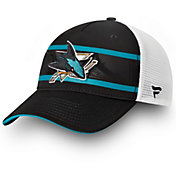 f44e05c024c Product Image · NHL Men s San Jose Sharks Authentic Pro Trucker Hat