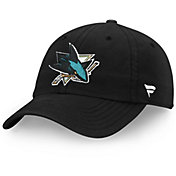 NHL Men's San Jose Sharks Fundamental Hat