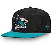 NHL Men's San Jose Sharks Iconic Snapback Adjustable Hat