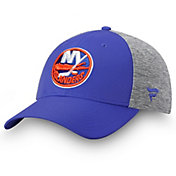 NHL Men's New York Islanders Logo Blue Flex Hat