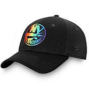 NHL Men's New York Islanders Authentic Pro Pride Flex Hat