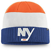 NHL Men's New York Islanders Alternate Cuff Knit Beanie