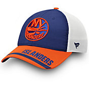 NHL Men's New York Islanders Mesh Blue Adjustable Hat