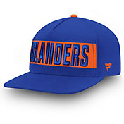 NHL Men's New York Islanders Blue Snapback Adjustable Hat