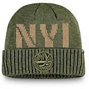 NHL Men's New York Islanders Modern Utility Cuff Knit Beanie