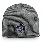 NHL Men's New York Islanders Marled Tech Knit Beanie