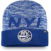 NHL Men's New York Islanders Clutch Cuffed Knit Beanie