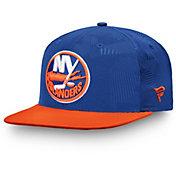 NHL Men's New York Islanders Iconic Snapback Adjustable Hat