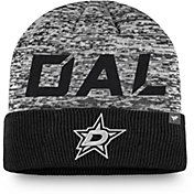 NHL Men's Dallas Stars Clutch Cuffed Knit Beanie