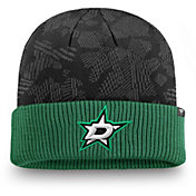 NHL Men's Dallas Stars Iconic Cuff Knit Beanie