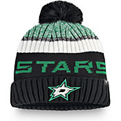 NHL Men's Dallas Stars Rinkside Pom Knit Beanie