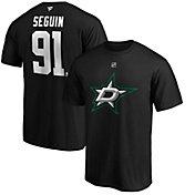 NHL Men's Dallas Stars Tyler Seguin #91 Black Player T-Shirt