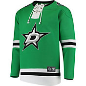 NHL Men's Dallas Stars Breakaway Green Pullover Sweatshirt