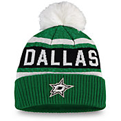 NHL Women's Dallas Stars Pom Knit Beanie