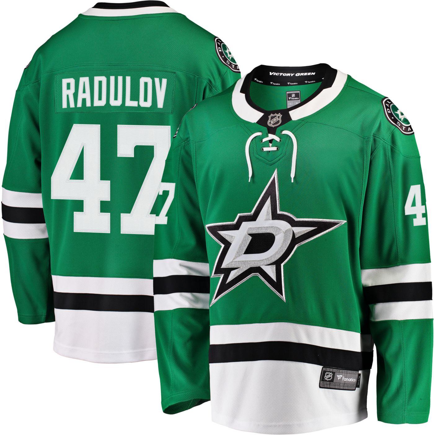 NHL Men's Dallas Stars Alexander Radulov #47 Breakaway Home Replica Jersey