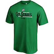 NHL Men's Dallas Stars 2019 NHL Stanley Cup Playoffs 'Go Stars' Green T-Shirt