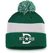 NHL Men's 2020 Winter Classic Dallas Stars Team Pom Knit Beanie