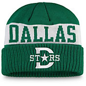 NHL Men's 2020 Winter Classic Dallas Stars Team Cuffed Knit Beanie
