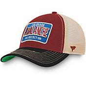 NHL Men's Colorado Avalanche Classic Snapback Adjustable Hat