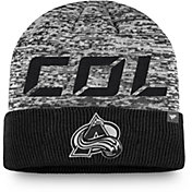 NHL Men's Colorado Avalanche Clutch Cuffed Knit Beanie
