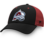 NHL Men's Colorado Avalanche Iconic Speed Flex Hat