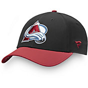NHL Men's Colorado Avalanche Draft Flex Hat