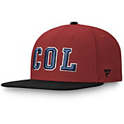 NHL Men's Colorado Avalanche Hometown Adjustable Snapback Hat