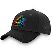 NHL Men's Colorado Avalanche Authentic Pro Pride Flex Hat