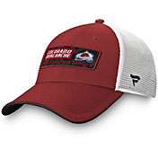 NHL Men's Colorado Avalanche Iconic Mesh Adjustable Hat