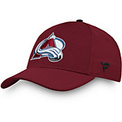NHL Men's Colorado Avalanche Rinkside Flex Hat
