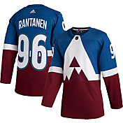 adidas Men's 2020 Stadium Series Colorado Avalanche Mikko Rantanen #96 Authentic Pro Jersey