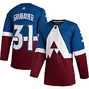 adidas Men's 2020 Stadium Series Colorado Avalanche Phillip Grubauer #31 Authentic Pro Jersey