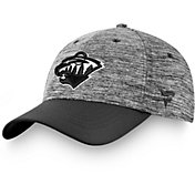 NHL Men's Minnesota Wild Clutch Flex Hat
