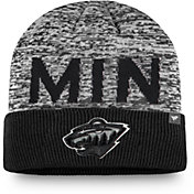 NHL Men's Minnesota Wild Clutch Cuffed Knit Beanie