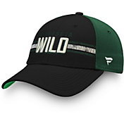 NHL Men's Minnesota Wild Classic Structured Snapback Adjustable Hat