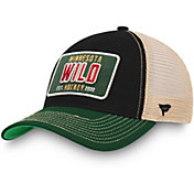NHL Men's Minnesota Wild Classic Snapback Adjustable Hat