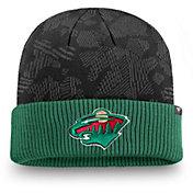 NHL Men's Minnesota Wild Iconic Cuff Knit Beanie