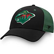 NHL Men's Minnesota Wild Iconic Speed Flex Hat