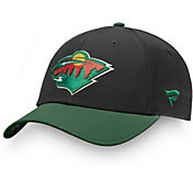 NHL Men's Minnesota Wild Draft Flex Hat