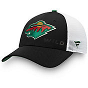 NHL Men's Minnesota Wild Rinkside Adjustable Hat