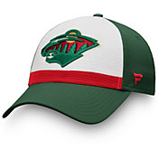 NHL Men's Minnesota Wild Current Flex Hat