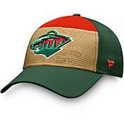 NHL Men's Minnesota Wild Alternate Flex Hat