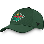 NHL Men's Minnesota Wild Rinkside Flex Hat