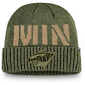 NHL Men's Minnesota Wild Modern Utility Cuff Knit Beanie