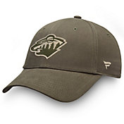 NHL Men's Minnesota Wild Modern Utility Snapback Adjustable Hat