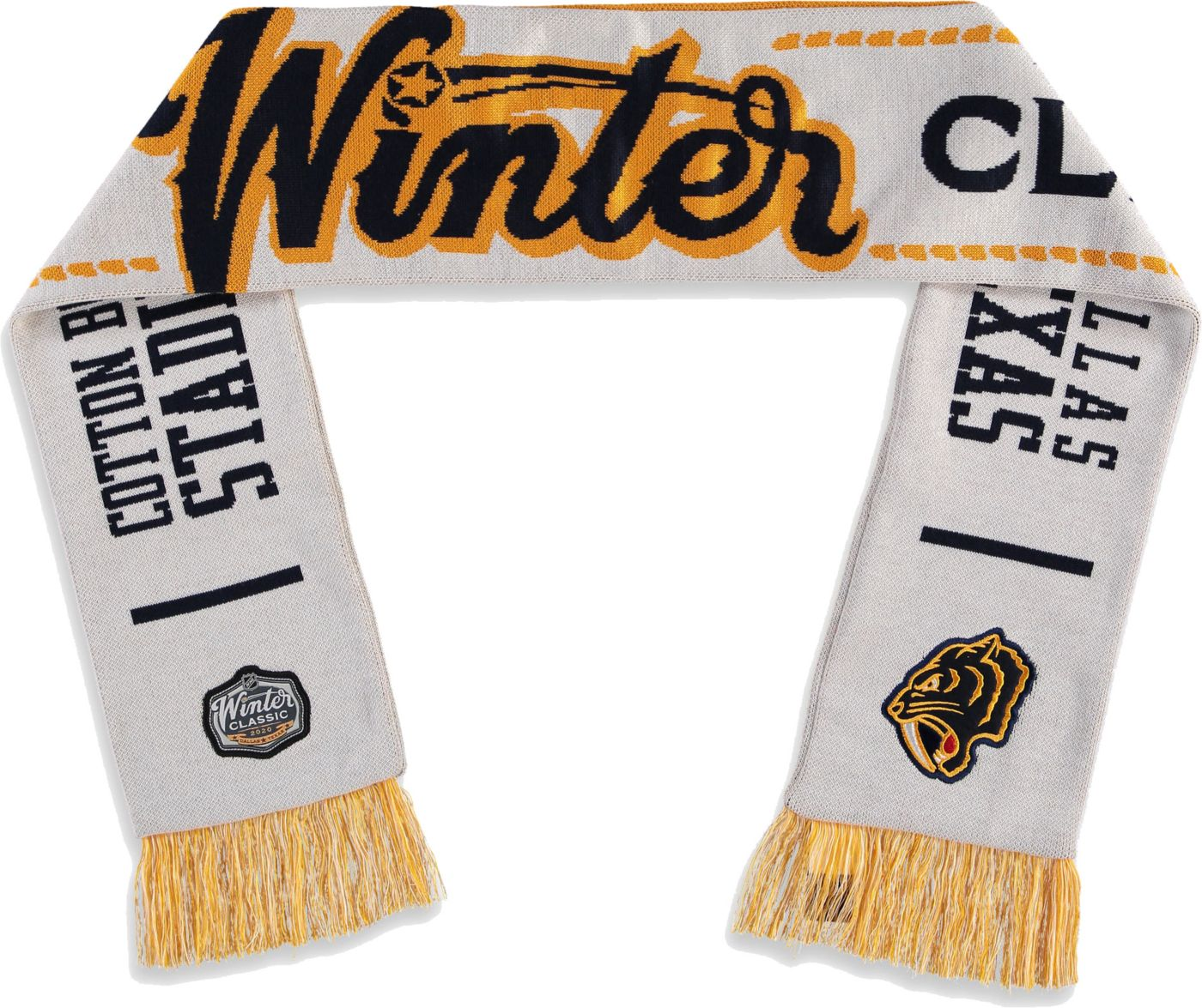 NHL 2020 Winter Classic Nashville Predators Scarf